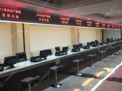 天津市滨海新区大港政府服务中心排队叫号机
