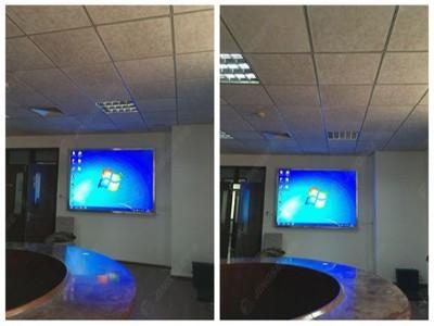 天津河西区社保局LED显示屏