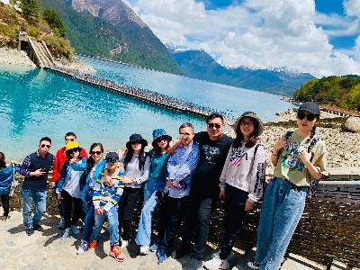 景信科技:2019年西藏之旅--巴松措