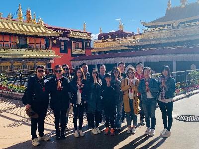 景信科技:2019年西藏之旅--大昭寺