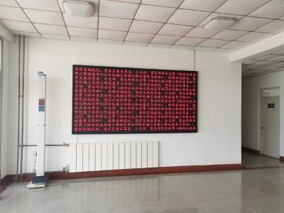 天津某机关大楼P4.75 LED显示屏