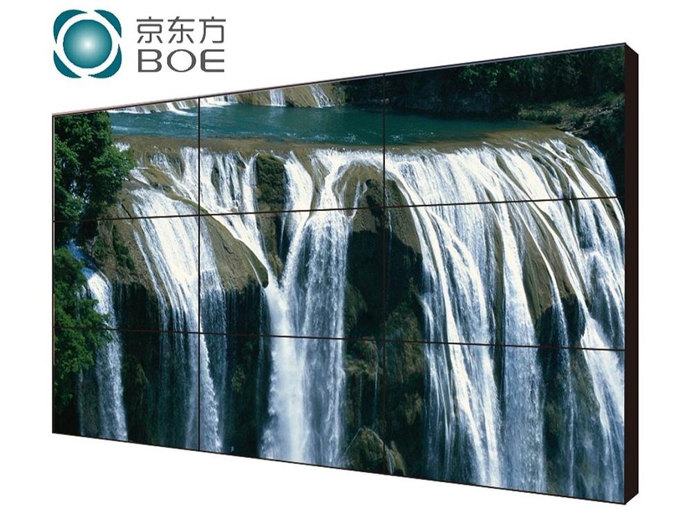 京东方55寸 拼缝1.8mm液晶拼接屏