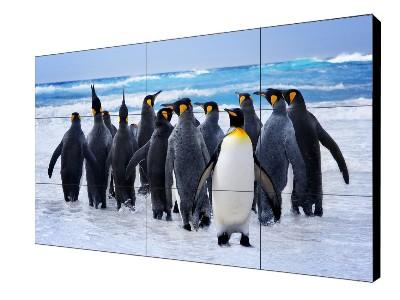 液晶拼接屏拼接功能和面板