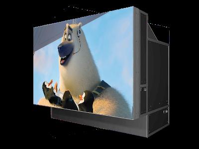 DLP无缝拼接屏大屏幕光学设备