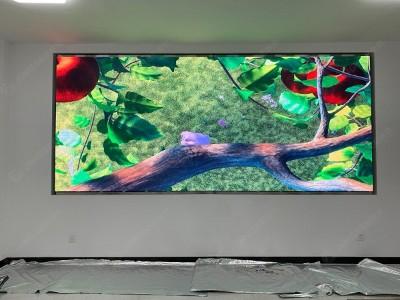 辽宁抚顺技术创新研究院P2.5 LED显示屏