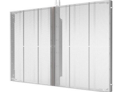 LED透明屏优势介绍