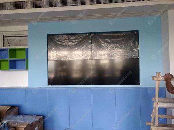 天津市第四中学55寸3.5mm2*2