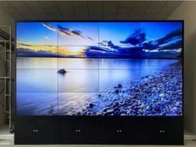 景信科技液晶拼接墙新闻:三大运营商联合发布5G消息白皮书