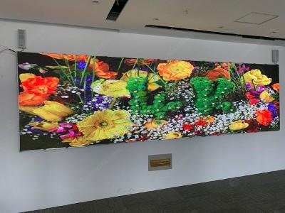 天津大都会P2.5 LED显示屏