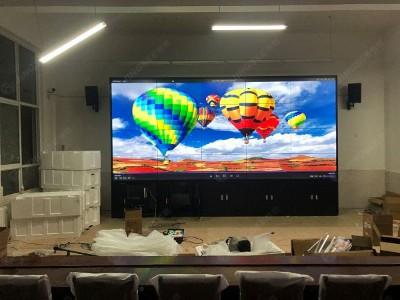 液晶拼接屏中的无缝拼接屏显示系统技术
