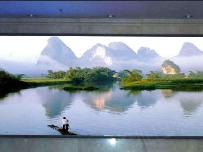景信科技LED显示屏大屏新闻:塔里木盆地新发现亿吨级大油气田