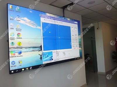 天津东丽中国汽车技术研究中心55寸0.88mm2*2