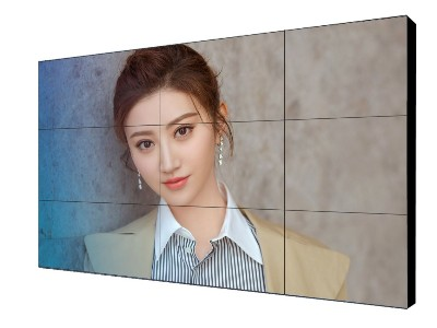 监控中心将监控画面集中到一个液晶拼接屏显示的方法