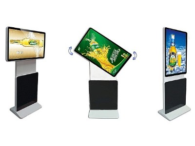 液晶广告机出现花屏解决方案