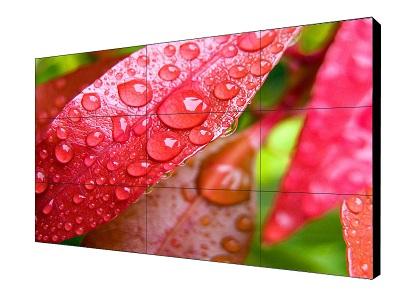 目前市场上液晶拼接屏有多少种拼缝?