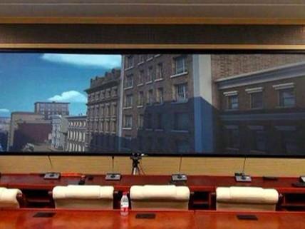 内蒙古鄂尔多斯某公司采购我司DLP拼接屏