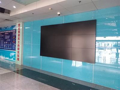 液晶拼接屏系统的丰富性扩展了市场使用范围