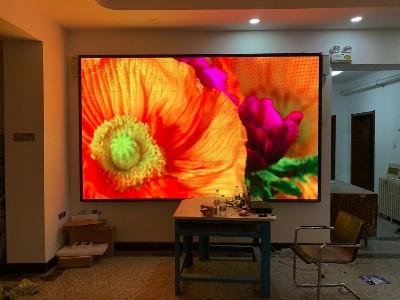 P3LED显示屏亮度提高方式