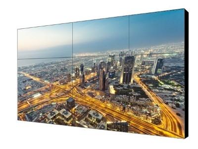 常见的壁挂式液晶拼接大屏安装