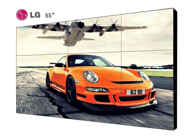 LG55寸 拼缝0.88mm 液晶拼接屏
