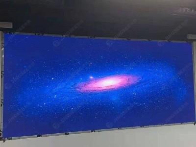 北京华夏诚智安全环境技术公司(山东济南分公司)P1.66pro LED显示屏