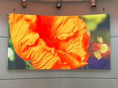 天津嘉立荷P2 LED显示屏
