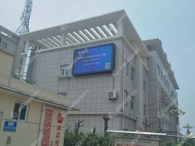 山西运城河津司法所P5 LED显示屏