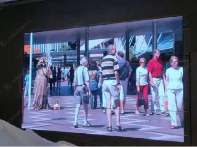 天津南站金悦府售楼处 P2 全彩LED显示屏