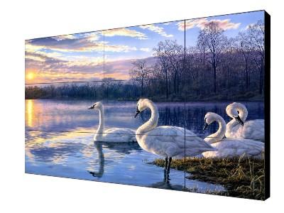 液晶拼接屏厂家要继续提高产品的高清和智能化
