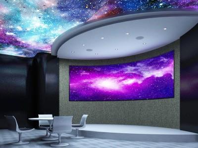 透明LED显示屏系统特点