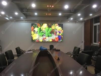天津市塘沽街道办事处55寸3.5mm 2*2液晶拼接屏