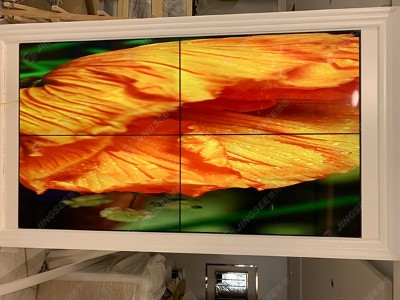无缝液晶拼接屏幕创新技术高成本更低
