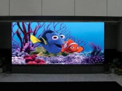 小间距LED显示屏的技术